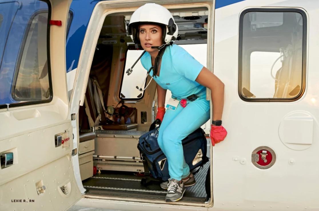 让医生护士时尚起来!两名女性创办的医用防护服品牌 FIGS 成功上市,市值达48亿美元