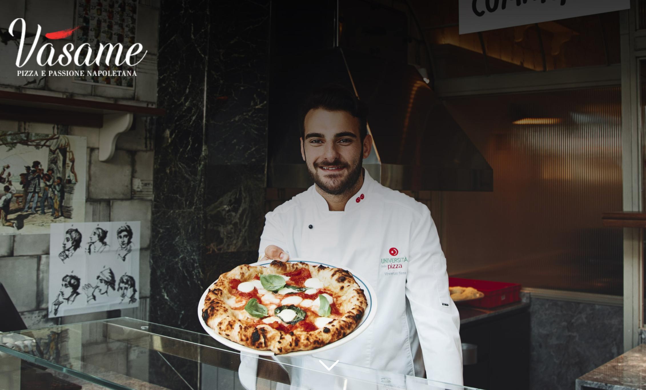 意大利时尚集团 Gruppo Capri 投资新披萨概念店 Vàsame,进军餐饮领域