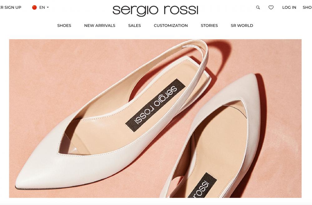 Sergio Rossi 首席执行官披露:和复星一起,我与管理团队也收购了品牌的少量股权
