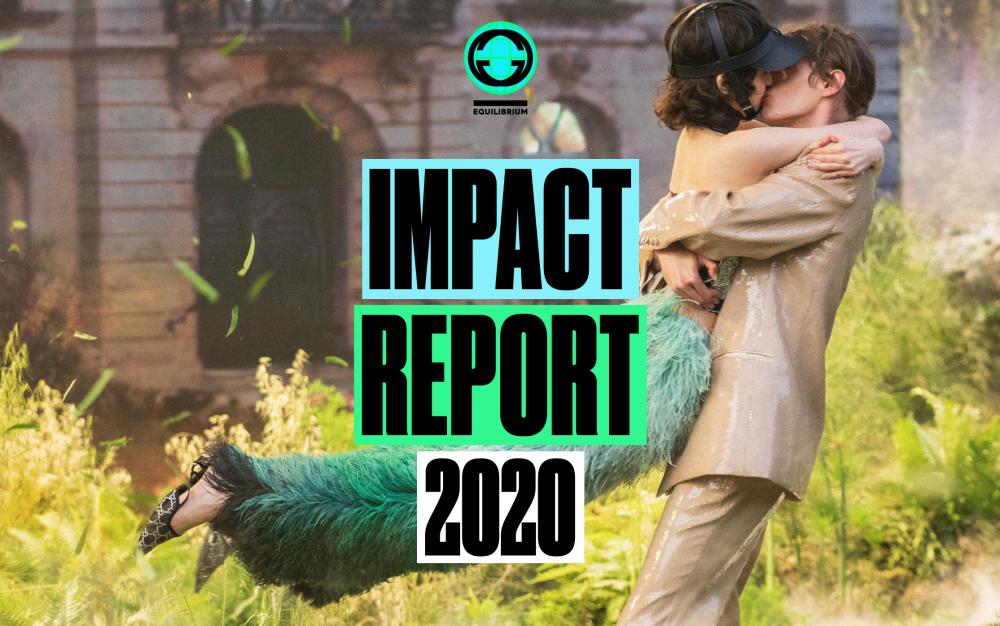 """Gucci 发布首份""""环境与社会影响报告"""":提前四年实现减少碳足迹目标"""