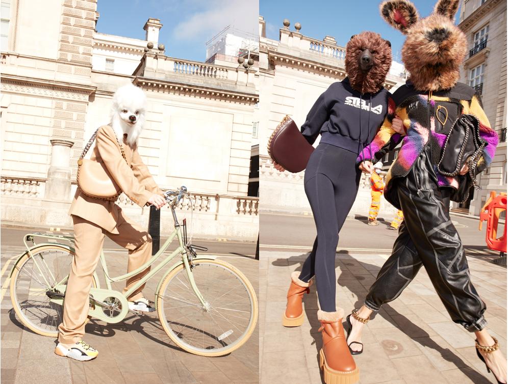 英国设计师品牌 Stella McCartney 最新系列 80%采用可持续环保材料