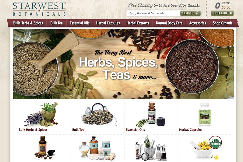 美国最大的有机草药供应商之一 Starwest 被私募基金收购