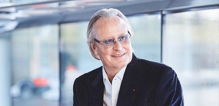 泰格豪雅前东家、迈凯伦车队投资人 Mansour Ojjeh 去世,享年68岁