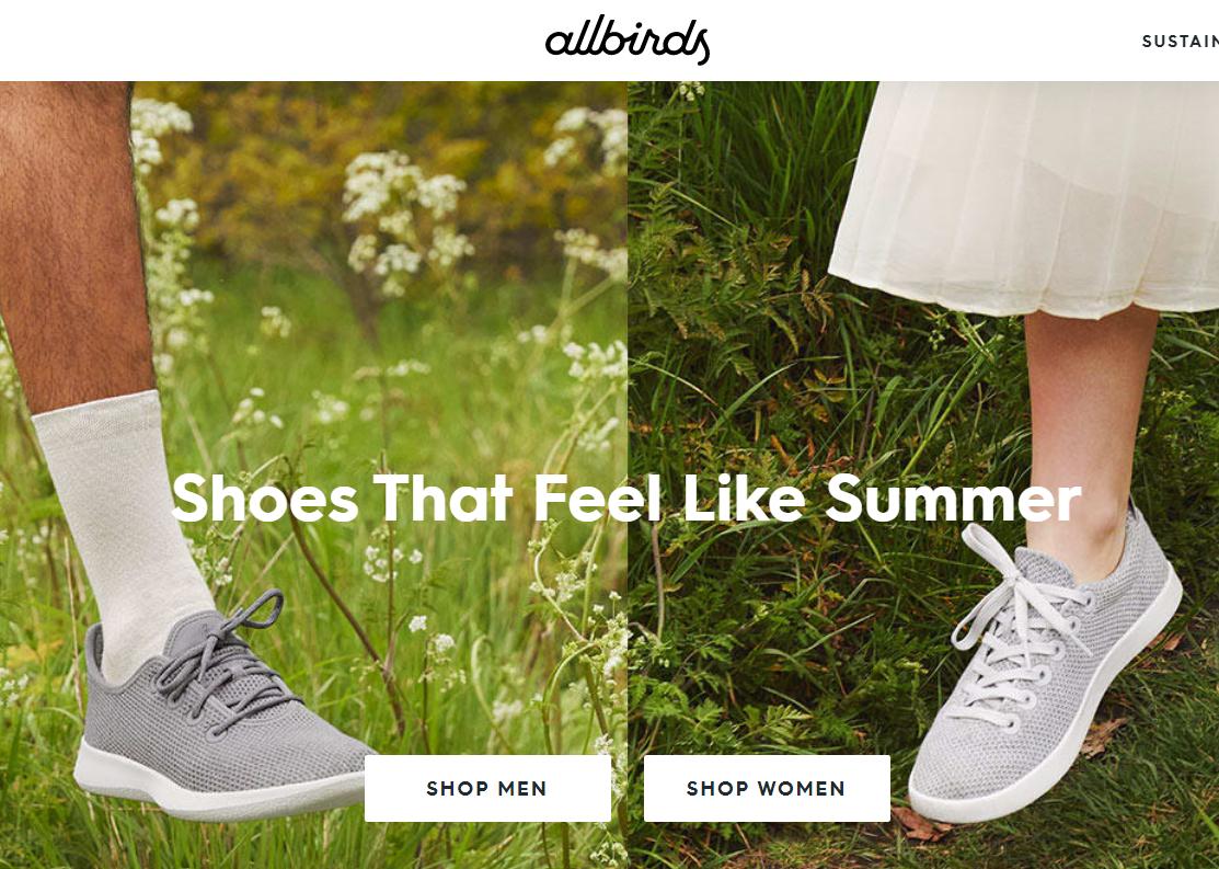 传:互联网鞋履品牌 Allbirds 已启动 IPO进程