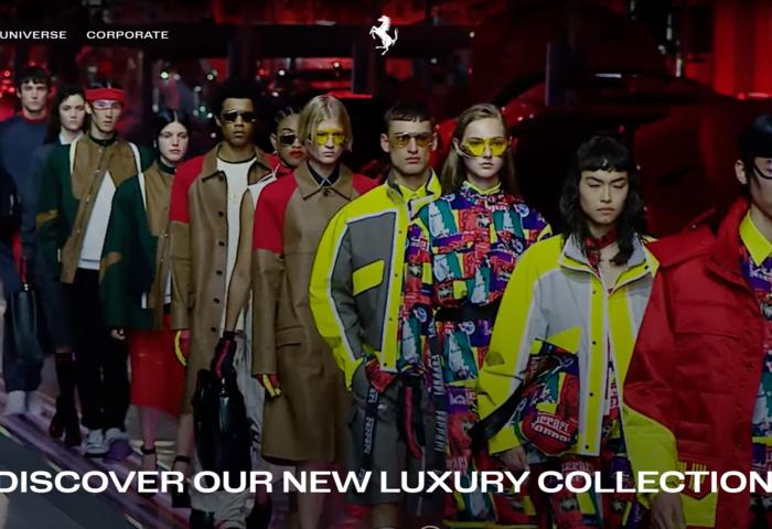 深度|从跑车传奇到全方位奢侈品牌,法拉利首场时装大秀透露了哪些信号?
