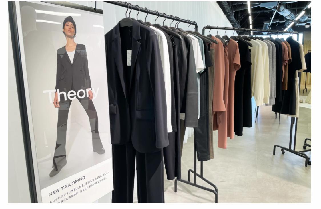 迅销集团旗下时装品牌 Theory 将推出入门级系列