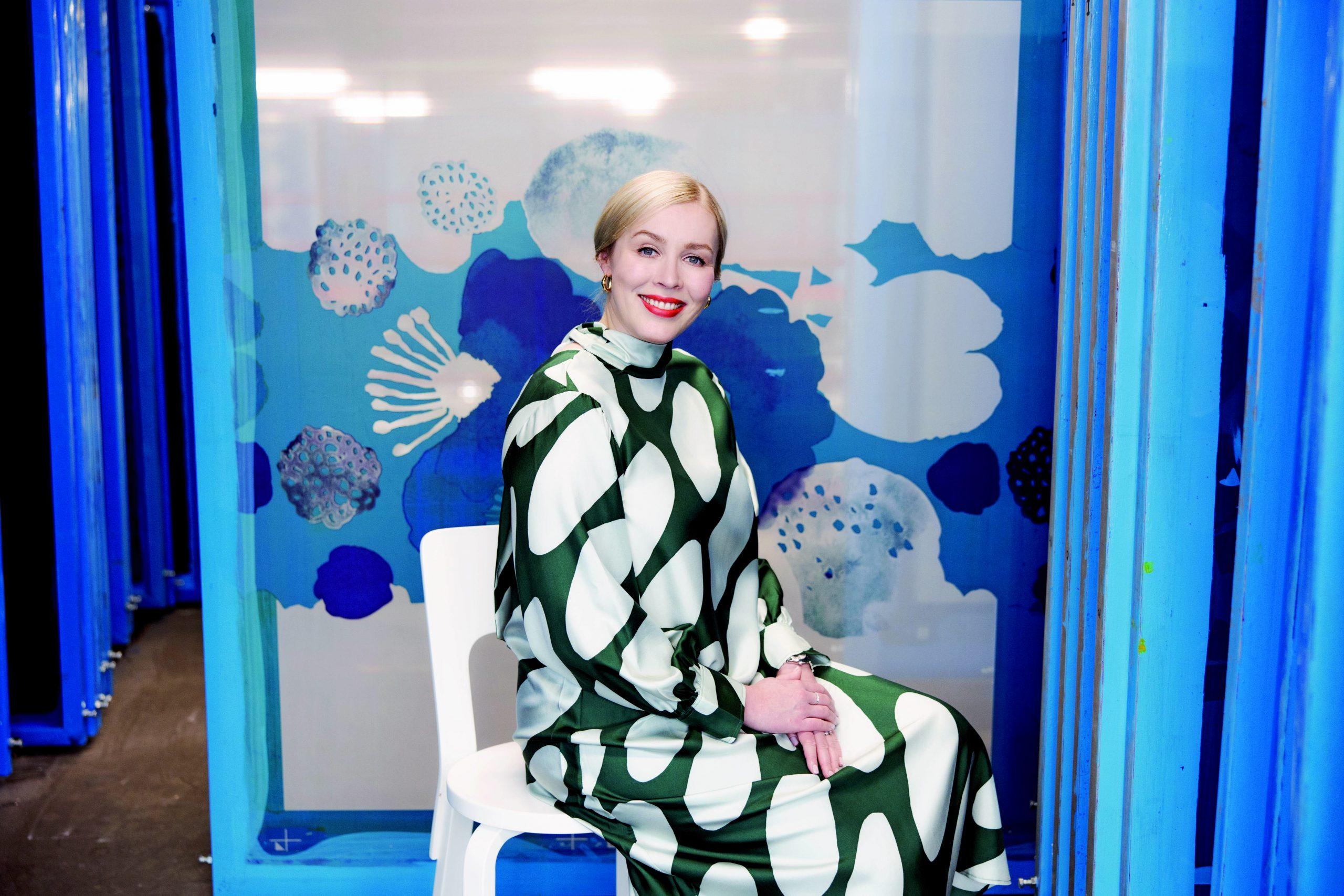 Marimekko 与时尚潮流无关!《华丽志》独家专访品牌总裁 Tiina Alahuhta-Kasko