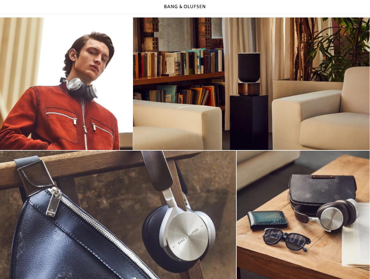 丹麦顶级音响品牌 Bang & Olufsen 与 Berluti 发布联名限量产品