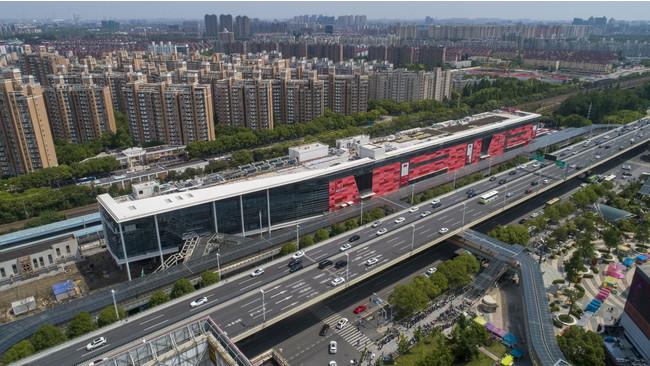 三井不动产海外首家车站型购物中心落户上海,预计年内开业