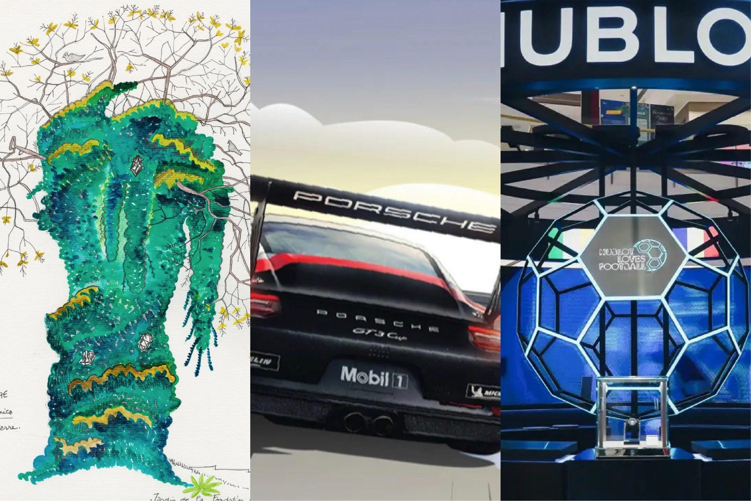 过去两周,这三家奢侈品牌在中国的动向最值得关注【华丽双周榜】2021年第十期