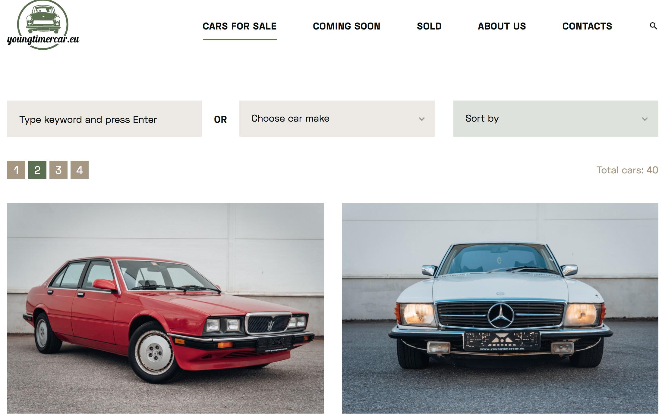 意大利菲亚特家族的继承人 Lapo Elkann 入股瑞士汽车收藏公司 Youngtimers