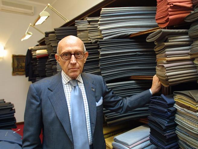 米兰传奇裁缝 Mario Caraceni 去世,享年95岁