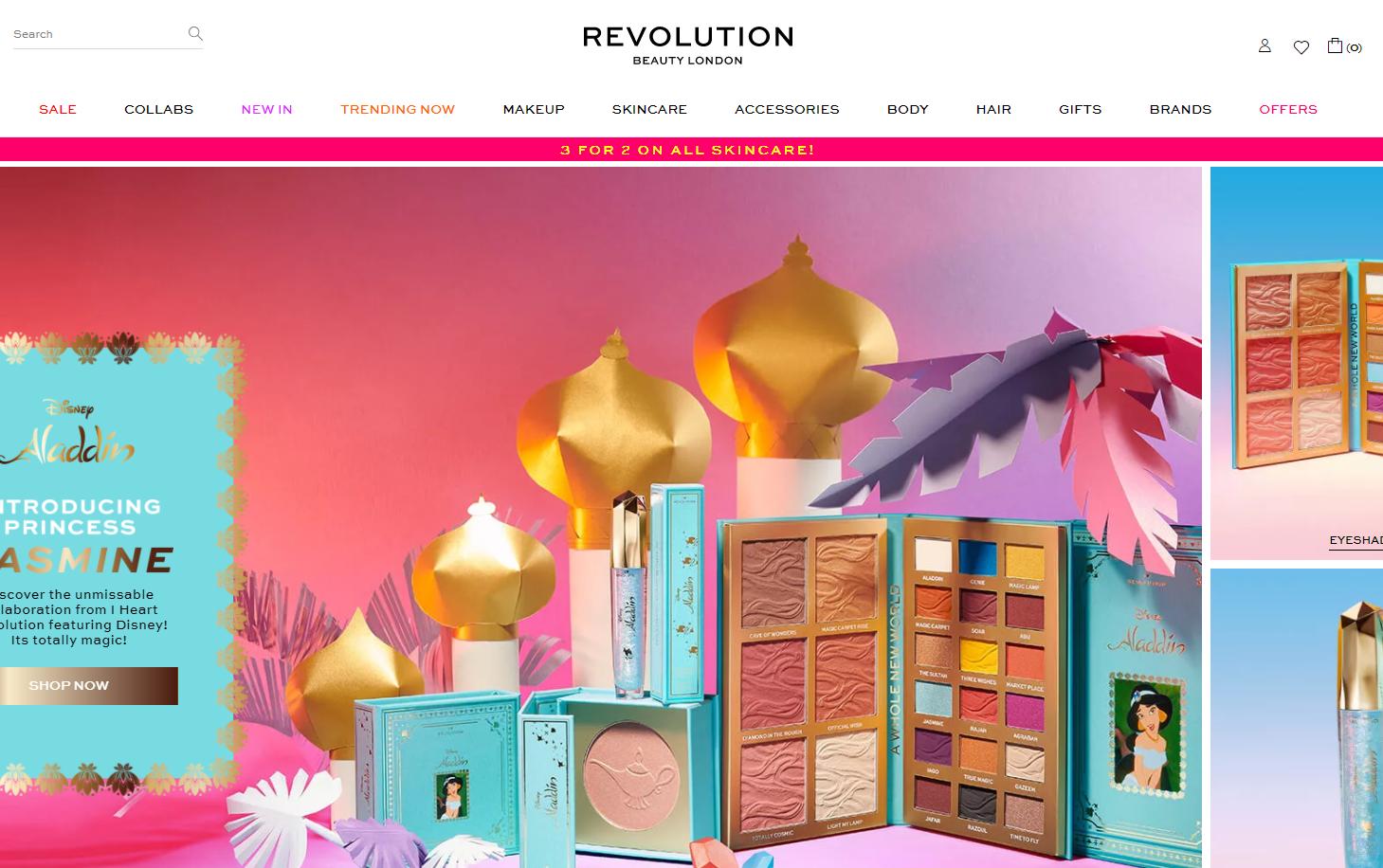 英国美妆护肤品牌 Revolution Beauty 即将上市,市值或达4.95亿英镑