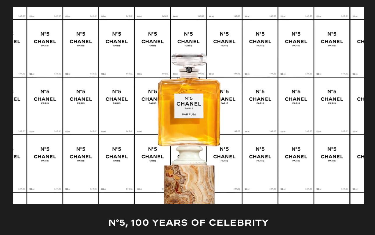 特写 | Chanel N°5 如何成为百年爆款?