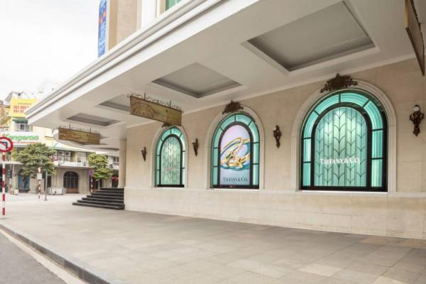 Tiffany 在越南开设首家门店
