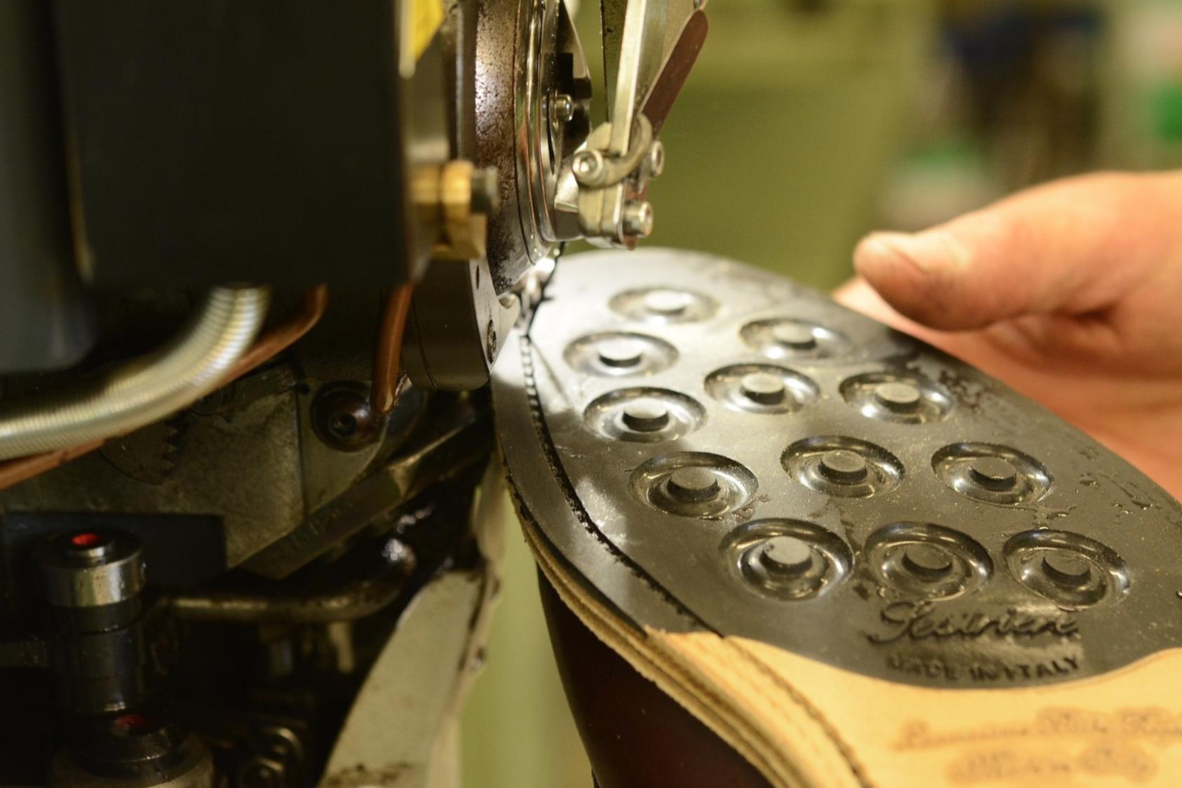 意大利高端鞋履制造区开始复苏,今年前三个月对中国出口额增长74.8%
