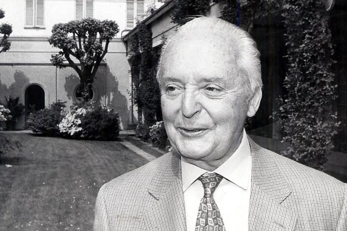 杰尼亚第二代传人 Angelo Zegna 逝世,享年97岁