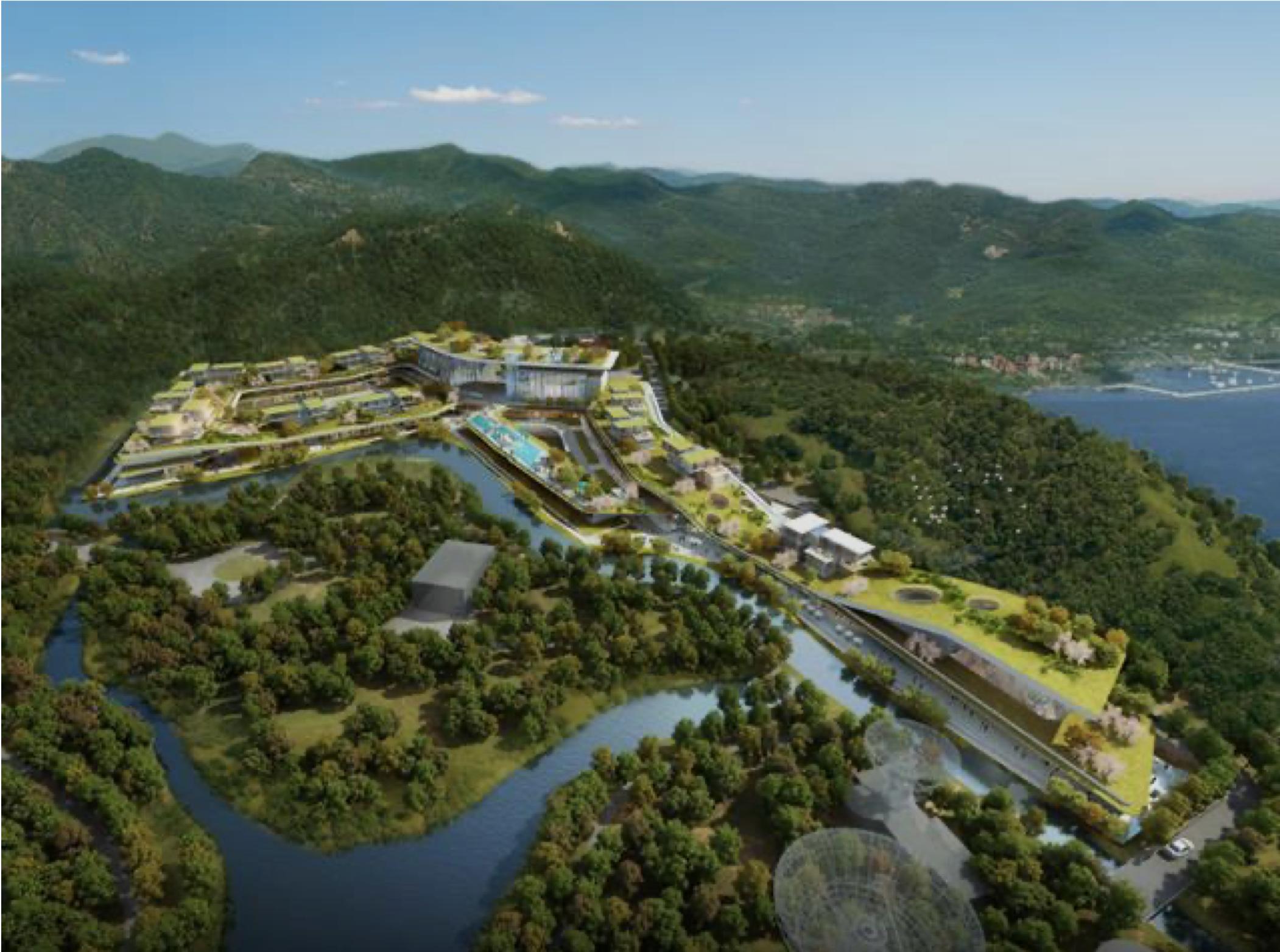 日本大仓酒店集团将在上海佘山开设奢华酒店,预计2024年开业