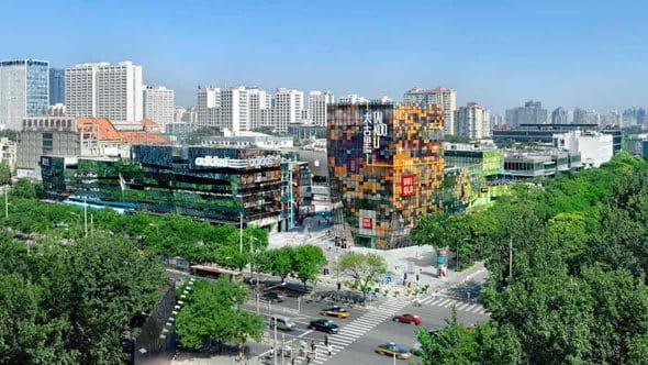 太古地产2021半年度财报:实现营收90.68亿港元,内地五大商场表现亮眼