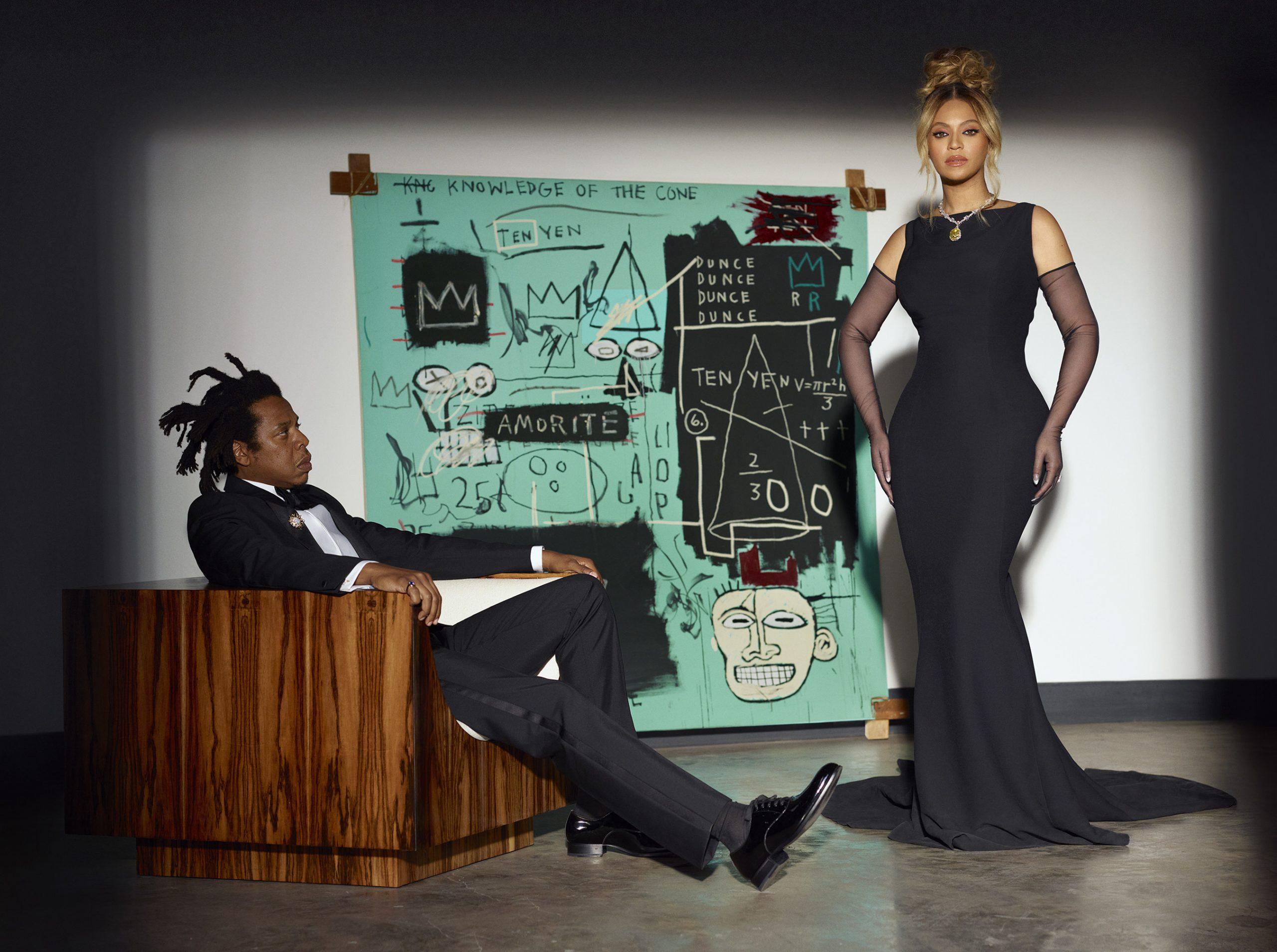 Tiffany 焕新战略新动向:将由碧昂斯和Jay-Z夫妇共同演绎广告大片,传奇大黄钻首次出镜