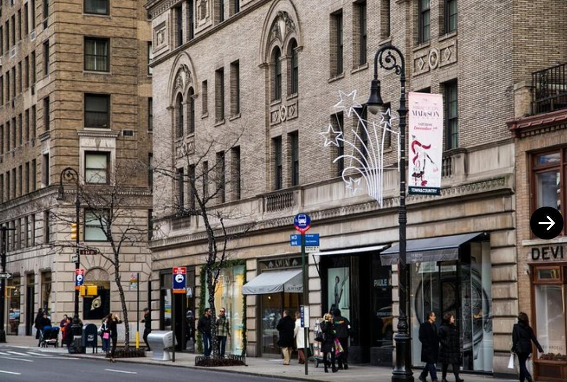纽约麦迪逊大道今非昔比:精品店纷纷关闭,对年轻消费者失去吸引力
