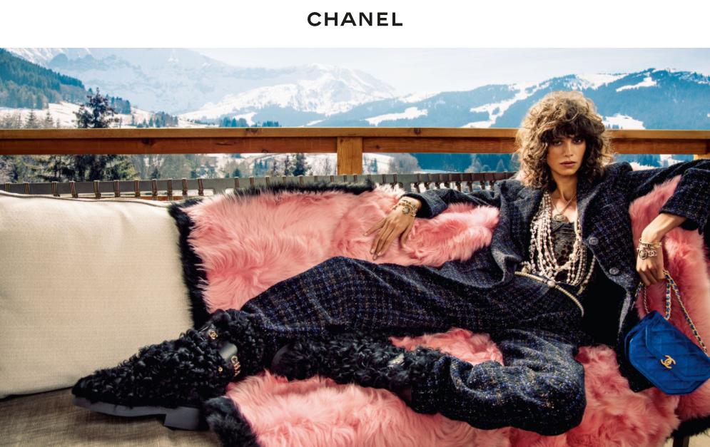 Chanel 继续整合意大利奢侈品供应链,收购常年合作的针织公司 Paima