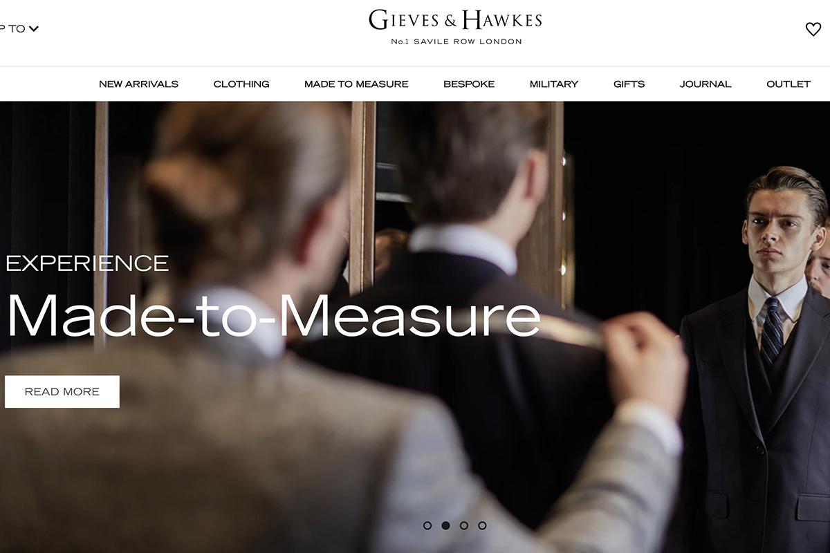 山东如意旗下英国高级男装品牌 Gieves & Hawkes 面临破产清算,或将被出售