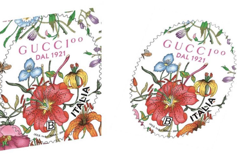 """或许是最便宜的""""Gucci""""!意大利邮政为纪念品牌创立100周年发行邮票"""