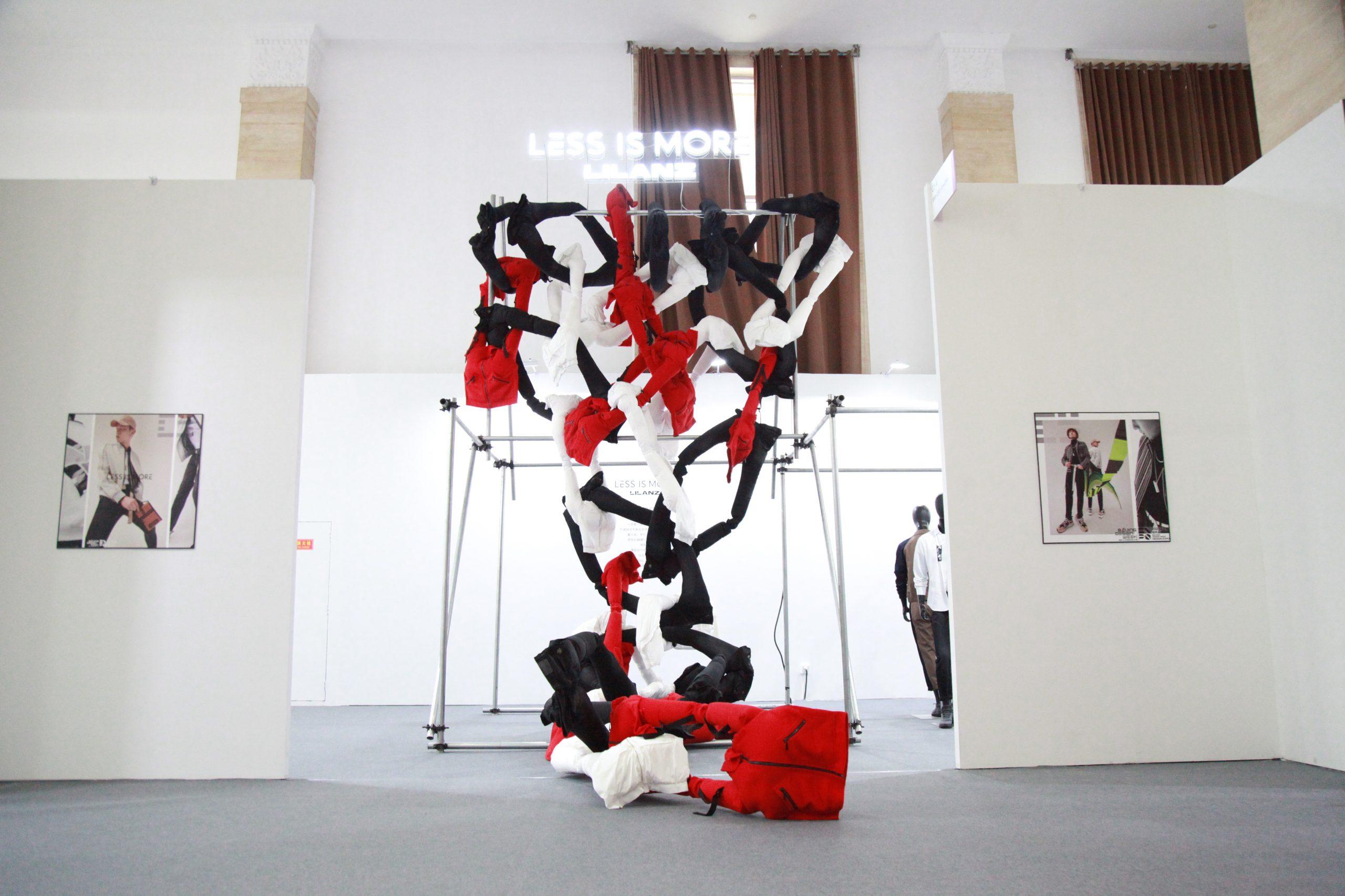 """中国男装品牌走进北京国际设计博览会,利郎联手新锐艺术家打造""""思量实验场"""""""
