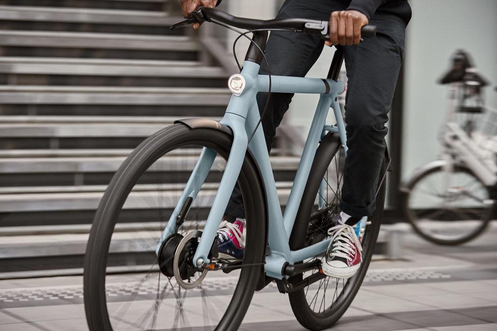 1.5万元一辆!高瓴领投荷兰电动自行车品牌 VanMoof1.28亿美元C轮融资