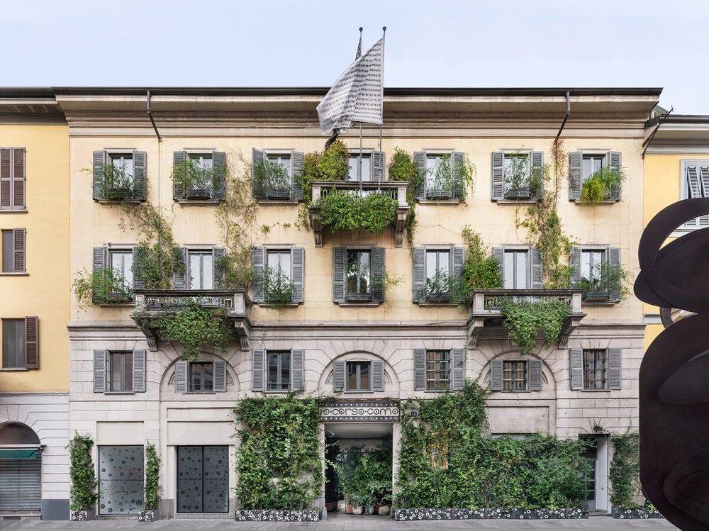 新掌门人操刀,意大利传奇买手店 10 Corso Como 重焕生机