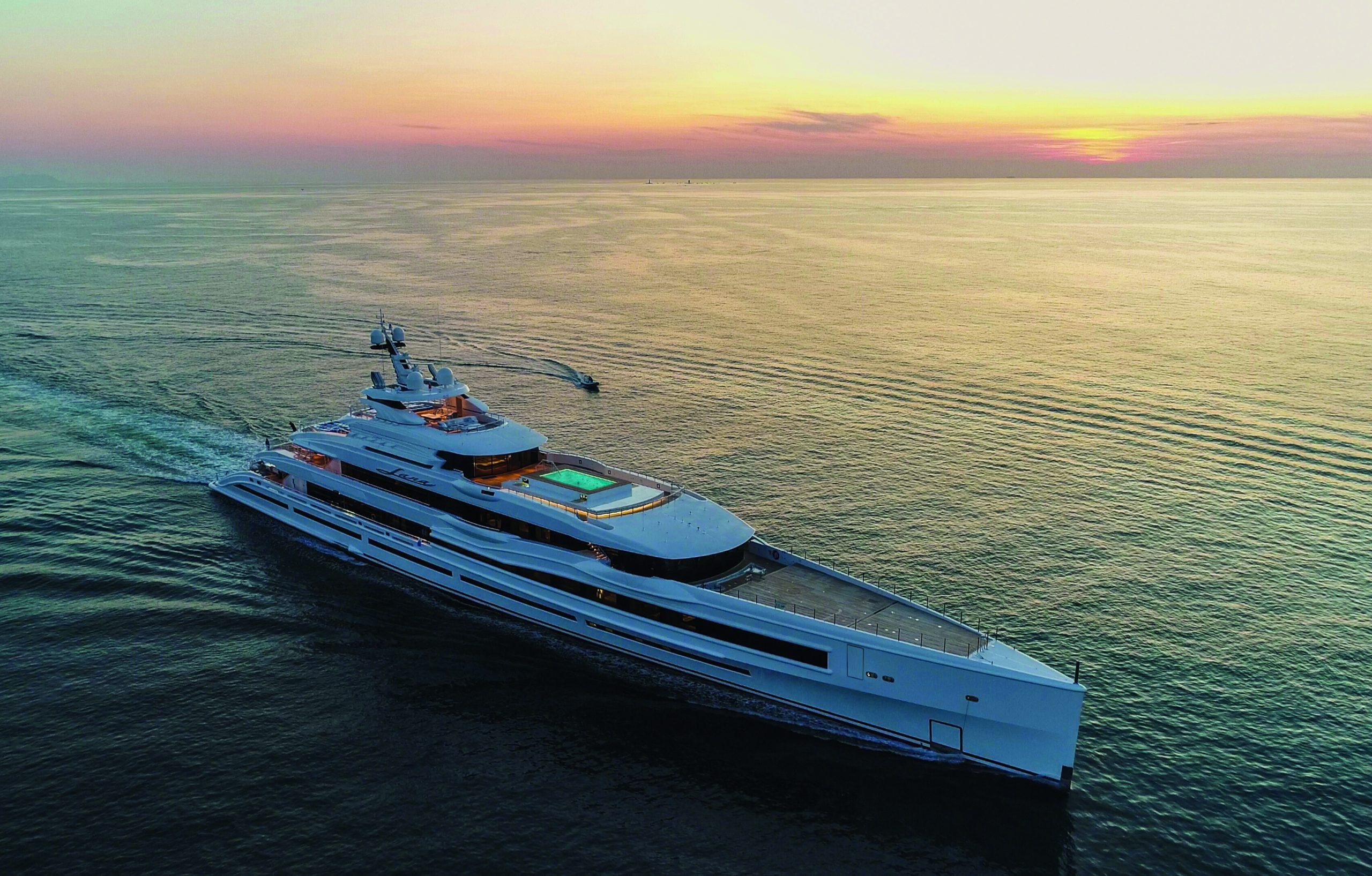 快讯:意大利游艇巨头阿兹慕 贝尼蒂集团年度生产总值高达8.5亿欧元
