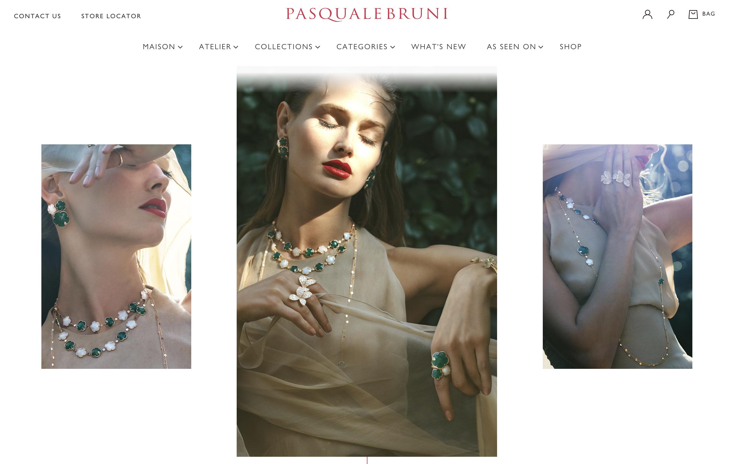 意大利高端珠宝品牌 Pasquale Bruni 增长达三位数,重回疫情前水平
