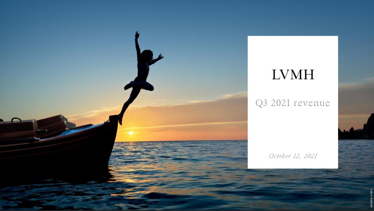 """LVMH 最新季报:中国势头依旧,Tiffany""""取得良好进展"""";Dior 仍有""""很大增长潜力"""""""