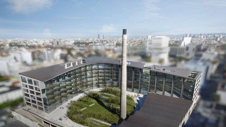 Moncler 新总部将落户米兰南部的城市更新区,比邻 LVMH